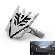 decepticon car emblem ebay