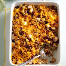 turkey casserole recipe taste of home