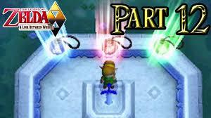 The Legend Of Zelda A Link Between Worlds Map by The Legend Of Zelda A Link Between Worlds Part 12 Lost Woods