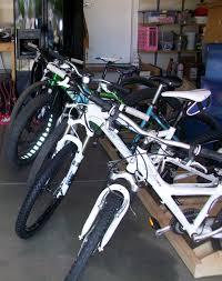diy bike storage rack singletracks mountain bike news