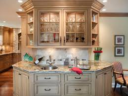 Ivory White Kitchen Cabinets by Kitchen Daring Small Kitchen Design And Decoration Using Walnut