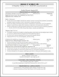 Resume Of A Registered Nurse New Nurse Resume Free Resume Example And Writing Download