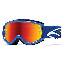 goggles motocross amazon com smith optics fuel v 1 max m motocross goggles blue