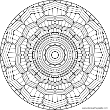 printable 33 lotus flower mandala coloring pages 5592 lotus
