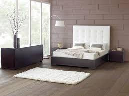 White Bedroom Bedside Cabinets Bedroom Contemporary Brown Bedroom Design With Dark Brown Bedside
