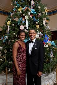 Blue Christmas Tree Decorations Uk by Christmas At The White House From Fdr To Barack Obama And Wife