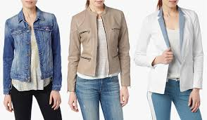 vintage classic casual light jacket northpark center transitioning with 7 for all mankind