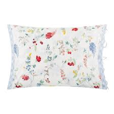 buy pip studio hummingbirds star white pillowcase pair amara