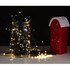decoration fashion powered by salt water leds string for