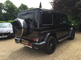 used 2006 mercedes benz g class g55 amg auto for sale in surrey