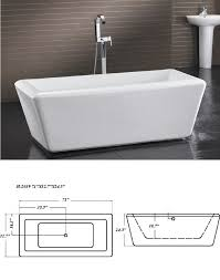 5 Foot Freestanding Bathtub 16 Best Tubs Images On Pinterest Pedestal Tub Bath Tubs And