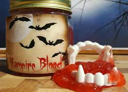 edible blood edible glow in the vire blood slime