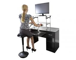 wobble stool a wobbling ergonomic office stool to sit or lean