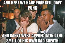 Pharrell Meme - you know who farted by heavy meme center