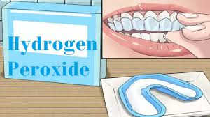 Teeth Whitening With Hydrogen Peroxide Hydrogen Peroxide How To Whiten Teeth With Hydrogen Peroxide