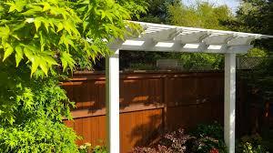 arbor design deck construction fence building details