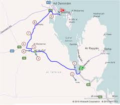 Doha Qatar Map Cgk Doh An Explore Dream Discover Life Episode Of An Indonesian