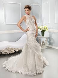 trumpet mermaid wedding dresses halter wedding dresses buy the