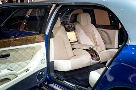 bentley mulsanne interior 2016 bentley mulsanne grand limousine by mulliner