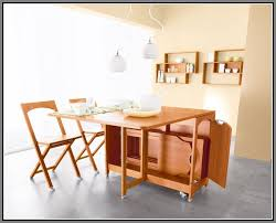 Wall Mounted Dining Table Designs With Storage Home Pinterest - Wall mounted dining table designs