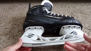 review of the ccm ribcor 42k pump senior ice hockey skates after 1