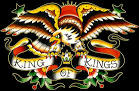 King Of Kings Tattoo