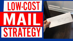 mailers in real estate low cost strategies youtube