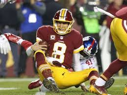 how giants and redskins match up on thanksgiving
