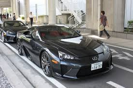 lexus supercar 2013 file production lexus lfa black yoko jpg wikimedia commons