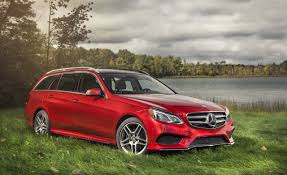2014 mercedes benz e350 4matic wagon test u2013 review u2013 car and driver