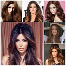 brown hair color for neutral skin tone u2013 trendy hairstyles in the usa