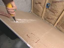 how to install basement drywall how tos diy