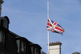 Why Are We Flying Flags At Half Mast Today European Tour U0027s Bmw Pga Championship To Mute Presentation