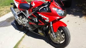 honda cbr 929 honda cbr 929 rr motorcycles for sale in florida