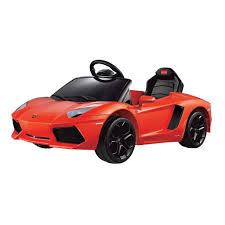 red orange cars kids ride on cars cowboy wholesale