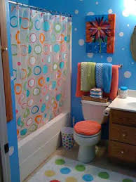 bathroom ideas colorful kids bathroom sink and bathtubs colorful