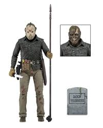 closer look friday the 13th part 6 ultimate jason 7 u2033 scale action