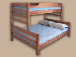 Free Twin Over Double Bunk Bed Plans by Bunk Beds