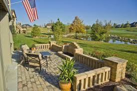 fire pits u0026 hearths landmark landscapes a lincoln landscaping