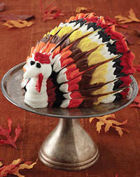 thanksgiving turkey cake howstuffworks