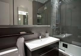 plain modern half bathroom remodel ideas with white small bath