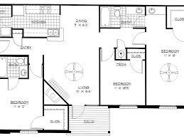 3 bedroom apartment floor plans download 3 bedroom flat plan buybrinkhomes com