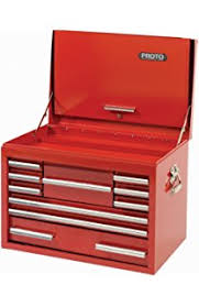 stanley 10 drawer rolling tool cabinet stanley proto j442719 8rd 440ss 27 inch top chest 8 drawer red