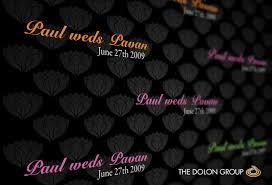 wedding backdrop graphic project showcase wedding designs wedding backdrop signage