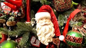 raz night before christmas decorated tree youtube