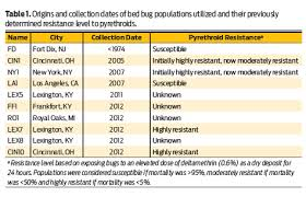 Bed Bugs Treatment Cost Bed Bug Supplement Trouble Brewing For Insectici Pct Pest