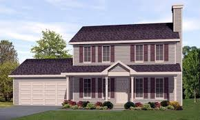 colonial home builders colonial house plan 2 to be built homes bouffard mcfarland