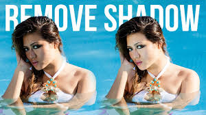 Harsh Lighting How To Fix And Remove Harsh Shadows From Face In Photoshop Youtube