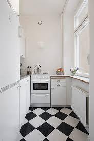 kitchen minimalist u shape small kitchen decoration using all