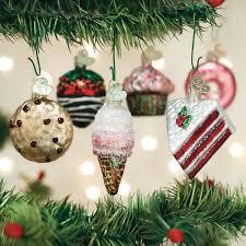 tree decorations glass ornaments world